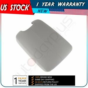 Fits Honda Accord 2008 2012 Center Console Arm Rest Cover Lid With Base Gray