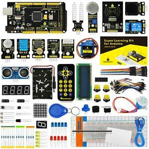Keyestudio Electronic Components Set Starter Diy Kit For Arduino For Adults Kids