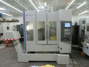 Hardinge bridgeport Model Xr 760 5 axis Cnc Vmc For Sale