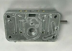 Holley 4160 Carburetor Primary Metering Block 1850 80457 600 Cfm