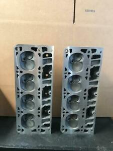Chevy 5 7 Gm Gmc Ls2 Cylinder Heads One Pair Casting 243 No Core Required