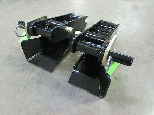 Replacement Western Snow Plow Driver Passenger Receiver Pockets 67858 67859