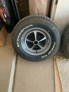 Oldsmobile 442 Cutlass Rally 14 Wheels With Tires