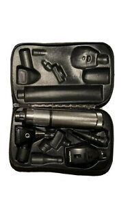 Welch Allyn 3 5v Standard Otoscope And Ophthalmoscope Diagnostic Set New Plugin