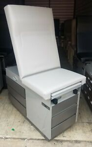New Graphite Lt Grey Upholstery Ritter Exam Tables Premier Used Medical