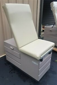 Ritter Exam Tables New Creme Tan Upholstery Premier Used Medical