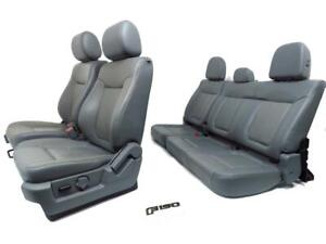 Ford F150 Seats F 150 Supercab Leather Seats 2009 2010 2011 2012 2013 2014 Set