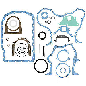 Cfpn6a008b Tractor Parts Bottom Gasket Set W Crankshaft Seals For Ford 2000 3000