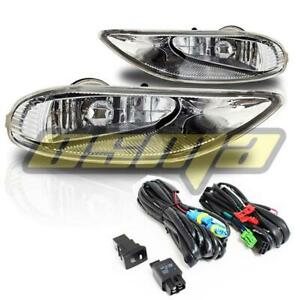 Fog Light For 02 04 Toyota Camry 05 08 Corolla Bumper Driving Lamp Switch Wiring
