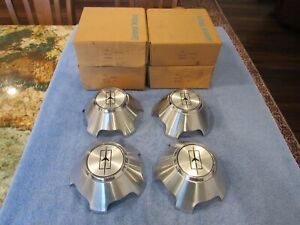 Nos Oldsmobile Center Caps 1977 1978 1979 Delta 88 Rally Wheels 77 Indy Pace Car