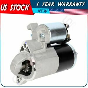 Starter For Jeep Commander 3 7l 2006 2010 Grand Cherokee 3 7l 2005 2010 17939n