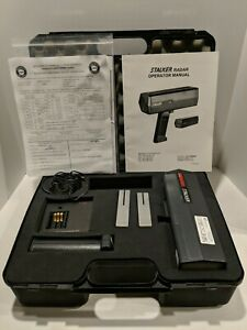 Stalker Atr Radar Gun Kit Stationary Applied Concepts Police Radar Gun