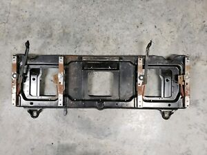 92 96 Ford Truck Regular Cab Bucket And Jump Seat Mounting Base With Tracks