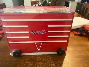 Matco Tools Red Tool Box 21pc Set New