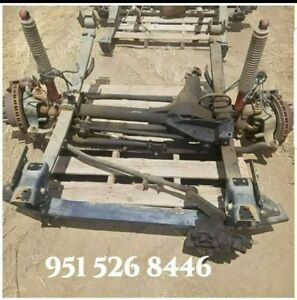 Set Axle Assembly Ford F250 F350 Super Duty 3 73 Ratio
