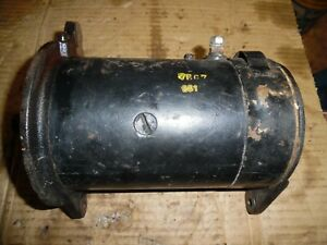 12 Volt Generator Vintage Auto Truck Tractor Old Motor Gas Engine