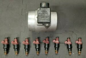 1986 1993 Ford Mustang 5 0l 30lb Injectors C L Mass Air Meter 30lb Hr 30 Bbk