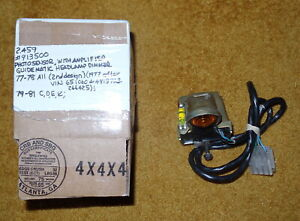 1977 81 Cadillac Guide matic Phototube amplifier Nos 913500
