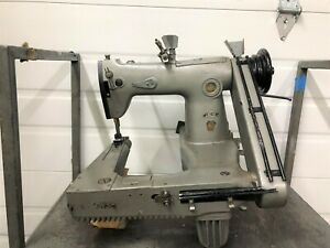 Singer 261 3 2 Ndl Off Arm Chainstitch 1 2 Head Only Industrial Sewing Machine