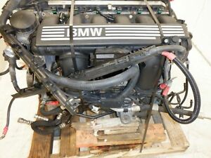 Bmw E90 N51 3 0l Engine 6 Cylinder Rwd Fits 07 13 Bmw 328i