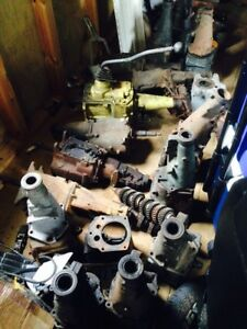Camaro Chevelle Malibu Chevy Saginaw 4 Speed Transmission Parts All Castings