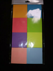 Sticky Notes Memo 3 X 3 Office Supplies 8 Pads