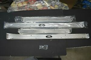 1956 1957 Chevrolet 56 57 Chevy 4 Door Hardtop Only Carpet Sill Plates