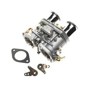 48idf 48mm Carburetor For Weber 2 Barrel For Bug Beetle Vw Fiat Porsche Carbford