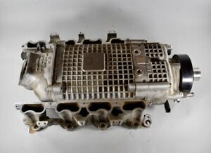 03 08 Mercedes W211 W220 S55 E55 Amg M113k Engine Supercharger Kompressor Oem