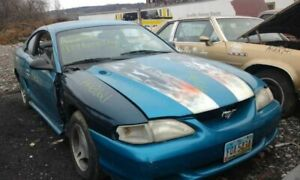 Hood Excluding Cobra Fits 94 98 Mustang 1294019