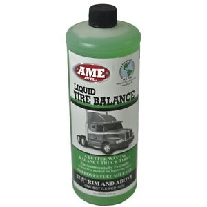 Ame Liquid Heavy Duty Truck Tire Balancer Balance Tires Case Of 12