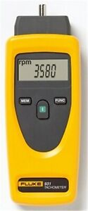 Brand New Fluke 931 Tachometer Non contact Measurement Tester Meter Sm