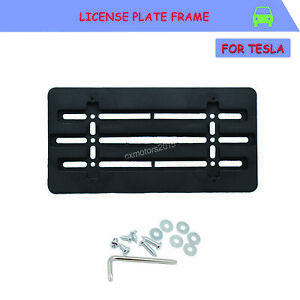 License Plate Front Bumper Mount Bracket Kit For Jeep Cherokee Wrangler Renegade
