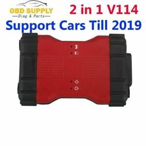 Latest Vcm2 Vcm Ii 2 In 1 Diag Tool For Ford Mazda Ids V114 Support Cars To 2019