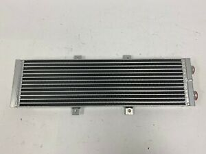 Plm Universal Aluminum Liquid Heat Exchanger Air To Water Intercooler Open Box