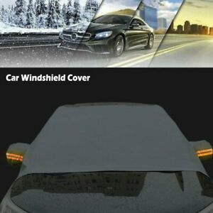 Car Windshield Cover Suv Sun Shade Protector Winter Snow Rain Dust Frost Guard