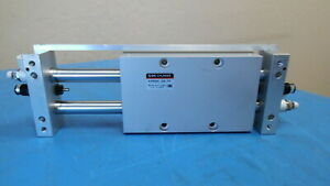 Smc Dual Piston Air Cylinder Table Ncdpx2n25