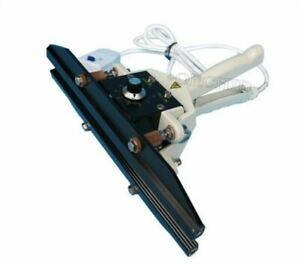 300mm Portable Hand Sealer Direct heat For Thick Poly 220v 50hz Fg