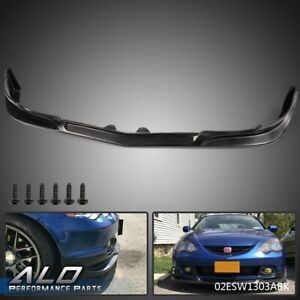 Fit For 2002 2004 Acura Rsx Dc5 C West Style Urethane Front Bumper Lip Spoiler Fits Acura Rsx