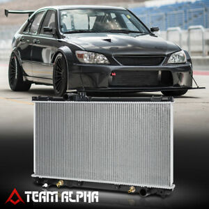 Fits 2001 2005 Lexus Is300 Auto Aluminum Factory Replacement Radiator Dpi 2356
