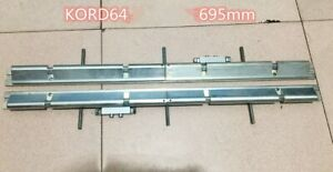 1pair Kord 64 Machine Ps Plate Clamp L 695mm Plate Cylinder
