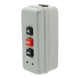 3 Phase 500v Reverse Stop Switch On off Start Stop Power Push Button Switch