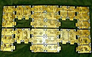 Lot Of 32 Reisner Model 440 Safe Deposit Locks 8 Left 24 Right Locksmith
