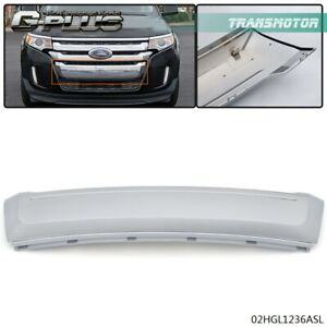 Chrome Front Upper Hood Bumper Grill For Ford Edge 2011 2012 2013 2014 Fo1087132