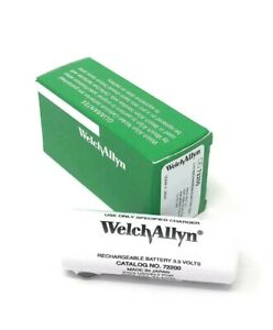 Welch Allyn Original Oem 72200 Nickel cadmium Rechargeable Battery New 2 97