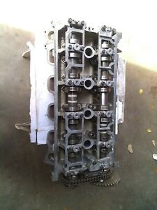 2003 2010 Ford Mustang Cobra 4 6 Dohc Left Cylinder With Heads Cams
