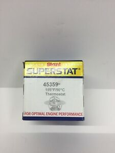 Stant 45359 Superstat Thermostat 195 F Degrees Fahrenheit New