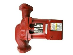 Bell And Gossett 1bl002 Single Phase Circulating Pump