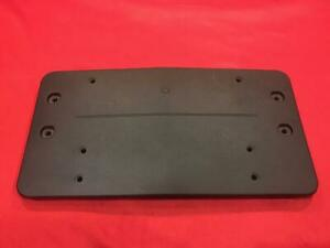 Genuine Mercedes Benz Front License Plate Bracket Amg 2058171278