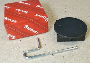 Starrett No 674 2 Indicator Back With Moveable Mounting Bracket